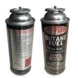 Prime butane gas refill for portable stove gas cylinder 190 gr